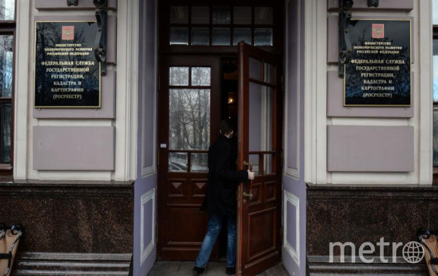 Росреестр. Фото РИА Новости