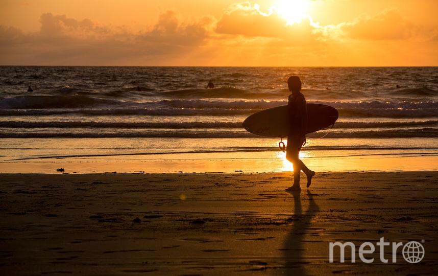 Пляж. Фото Getty