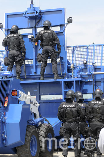 Bozena Riot. Фото Официальный сайт bozena.eu/download-riot.