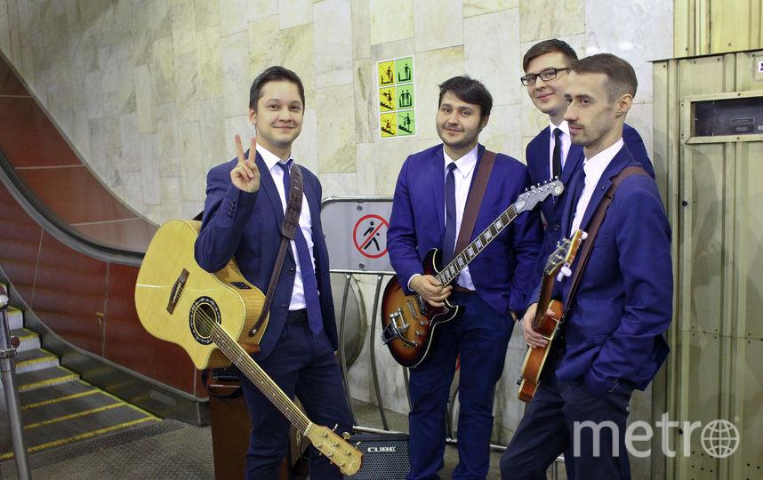 Моолдые музыканты. Фото Василий Кузьмичёнок