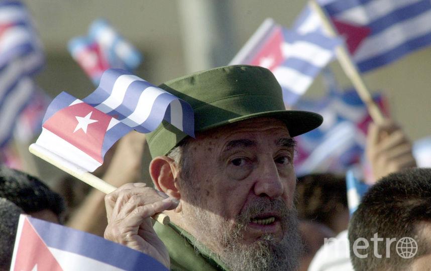 Стала известна причина смерти сестры Фиделя иРауля Кастро