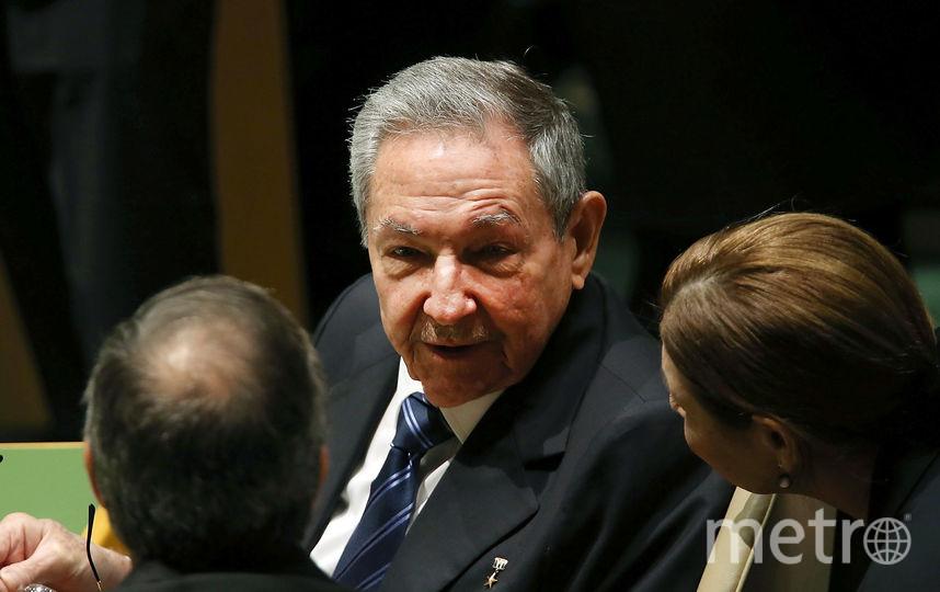 Рауль Кастро. Фото Getty