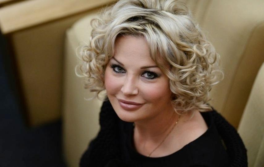 Максакову могут обязать возвращать долги мужа. Фото РИА Новости