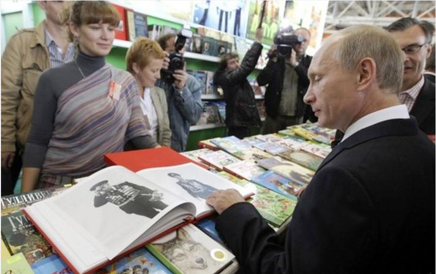 В Российской Федерации читают больше, чем воФранции либо Японии