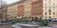 Сенной мост в Петербурге отремонтируют за 20 миллионов