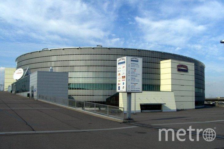 Хартвалл Арена в Хельсинки. Фото Wikipedia/Skorpion87