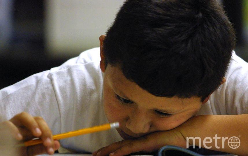 Ученик (архивное фото). Фото Getty