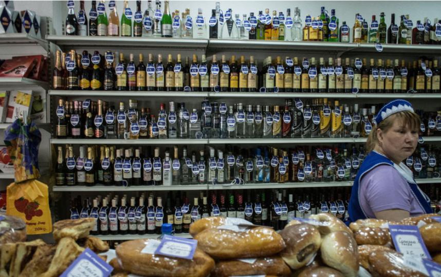 Меньше всего пьют на Кавказе. Фото Getty