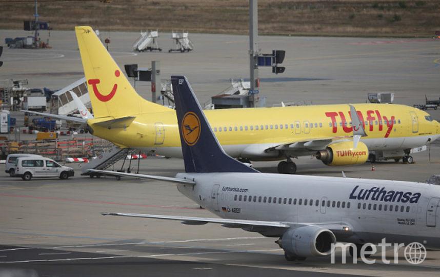Стюардесса заменила пилота германской авиакомпании, которому стало плохо