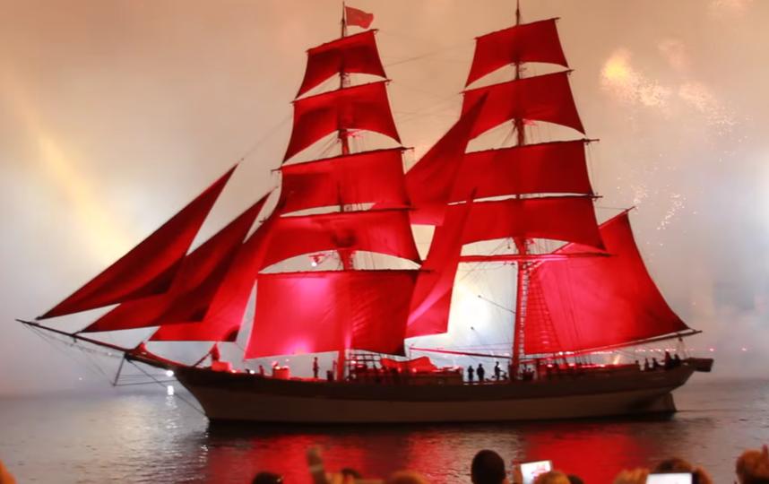 Праздник «Алые паруса» состоится 23июня