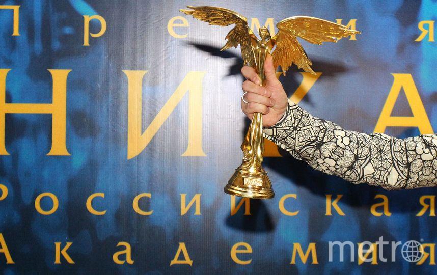 """Статуэтка """"Ника"""". Фото Василий Кузьмичёнок"""