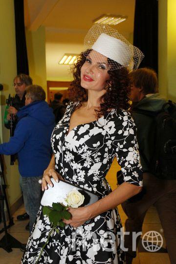 Эвелина Бледанс. Фото Василий Кузьмичёнок