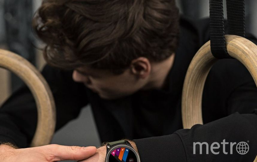 Так выглядят умные часы от компании Montblanc. Фото Montblanc