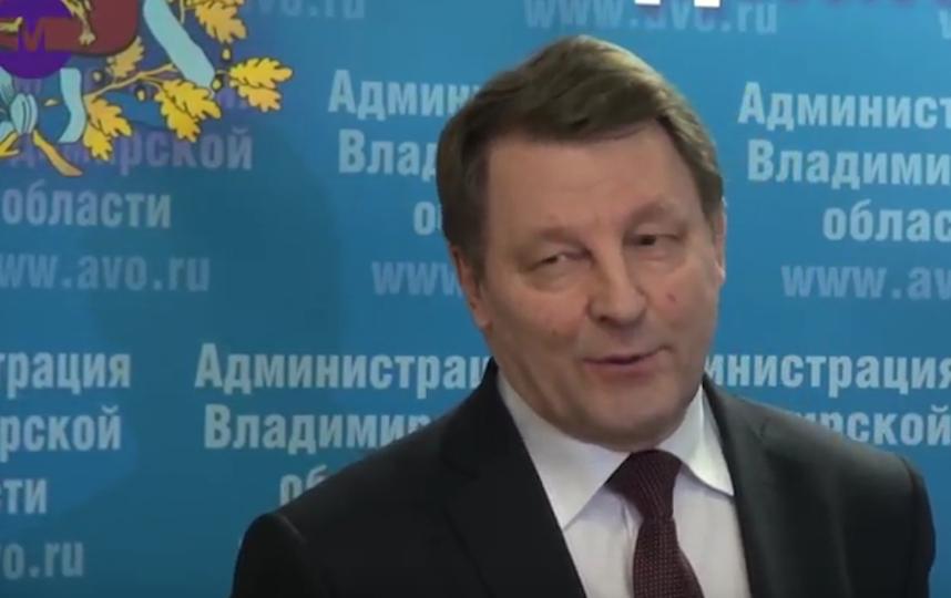 Виктор Нилов. Фото скриншот с канала ТВ-МИГ на YouTube