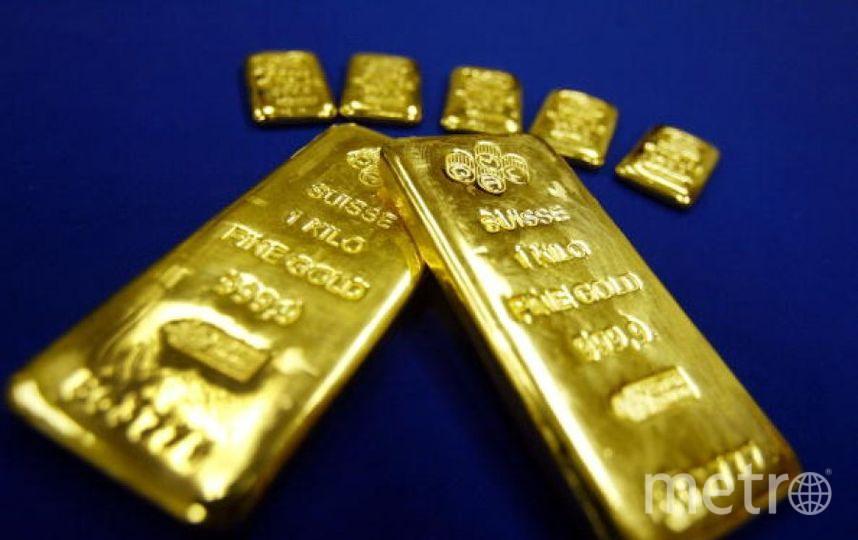 Золото. Фото Getty
