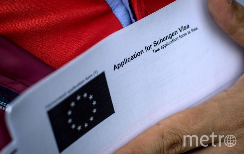 Заявление на Шенгенскую визу. Фото Getty