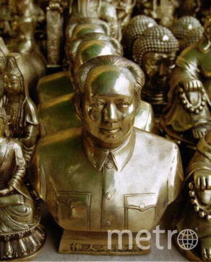Мао Цзэдун. Фото Getty