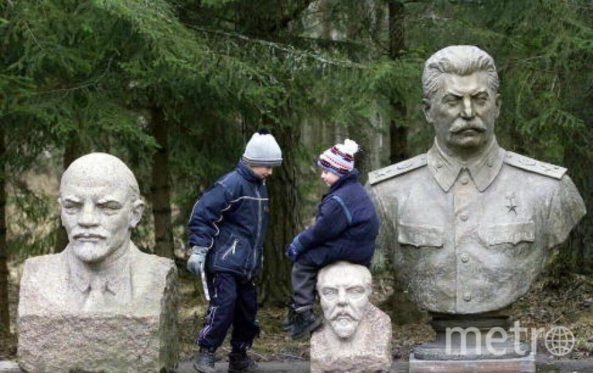 Владимир Ленин и Иосиф Сталин. Фото Getty