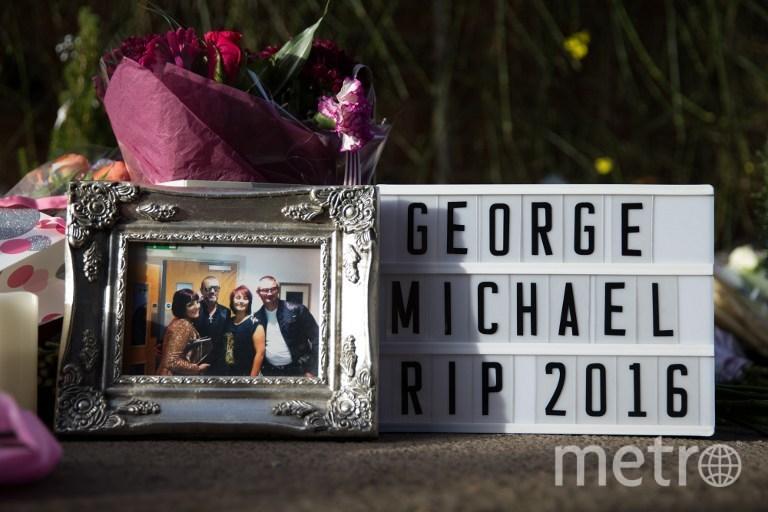 Джордж Майкл. Фото AFP