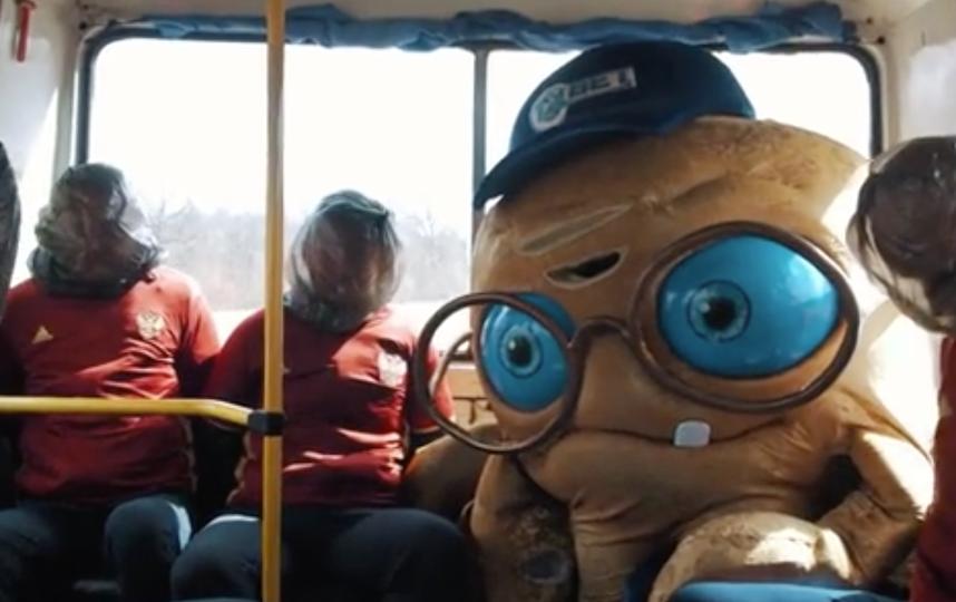 Уральские военные сняли клип напесню группы «Грибы»
