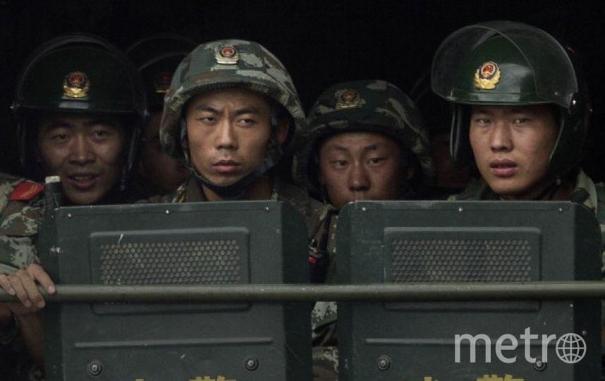 КНР запретил носить носить «ненормальные бороды»