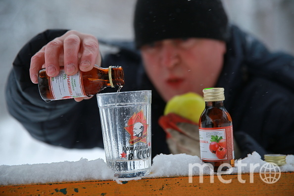 Любитель фунфыриков. Фото Getty