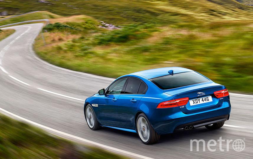 Jaguar. Фото с официального сайта бренда в России