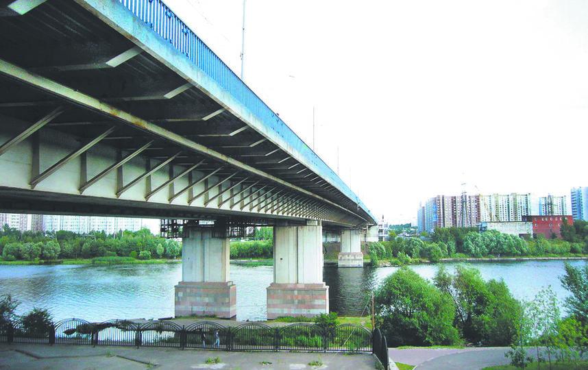 "Братеевский мост. Фото ""Metro"""