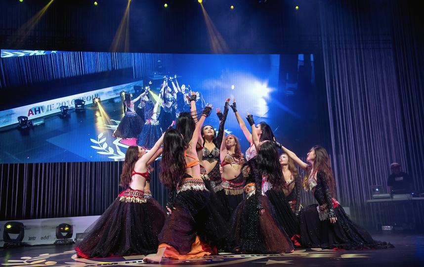 В Южной Корее пройдут соревнования по танцу живота. Фото Aim High World Finals