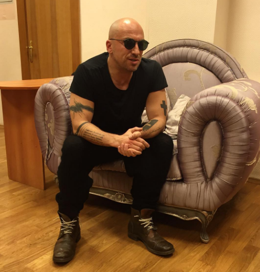Дмитрий Нагиев. Фото www.instagram.com/nagiev.universal
