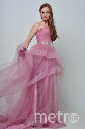 Это волшебное моё любимое платье. В нём мой молодой человек увидел меня впервые на фото и ... влюбился). С тех пор мы вместе! Фото Анна