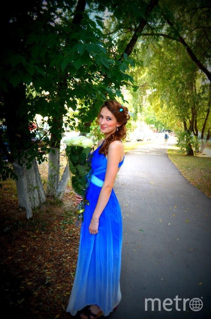 А это мое счастливое платье, в нем я была в тот счастливый момент, когда мой муж сделал мне предложение, и это было на свадьбе наших друзей. Фото Ермоленко Татьяна
