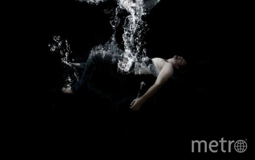 Абстрактный утопленник. Фото Getty