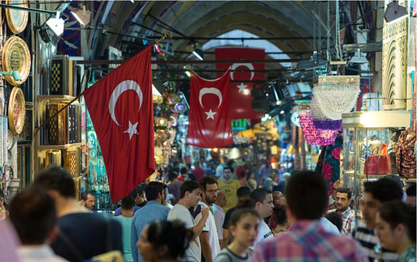 Отели Турции исчезнут с Booking. Фото Getty