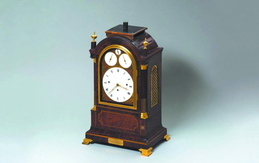 Напольные часы с боем, XIX век. Фото Предоставлены государственным историческим музеем.