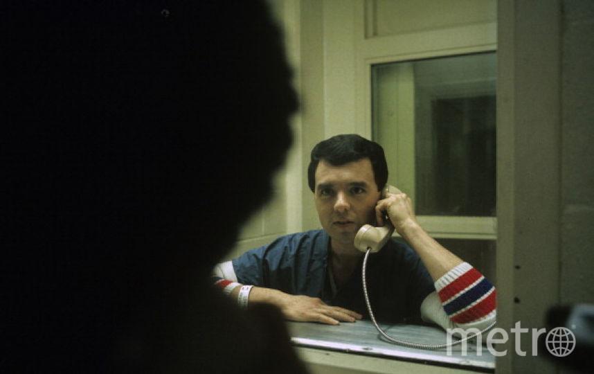 Дональд Харви в 1987 году. Фото Getty