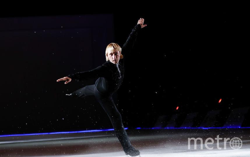 Евгений Плющенко. Фото Getty