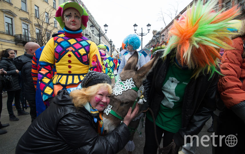 """День Смеха 2016. Фото Святослав Акимов, """"Metro"""""""