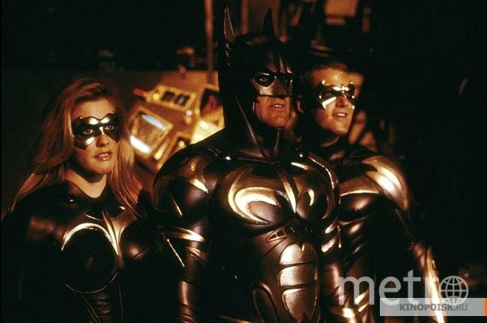 "Алисия Сильверстоун в фильме ""Бэтмен и Робин"", 1997 год. Фото kinopoisk.ru"
