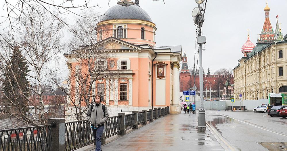 Москва. Фото mos.ru