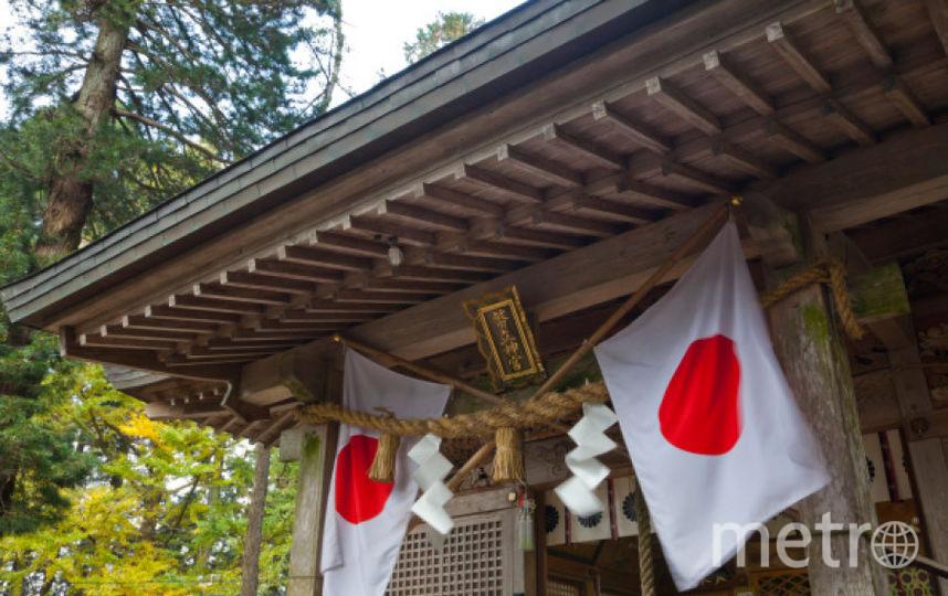 Япония. Фото Getty