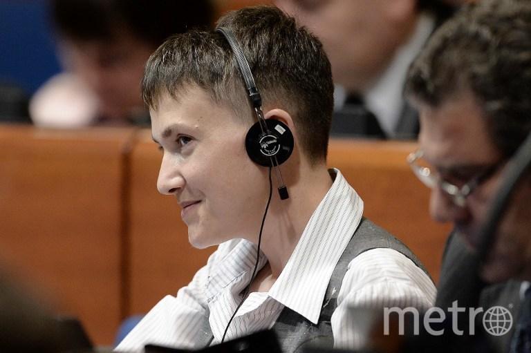Надежда Савченко. Фото AFP