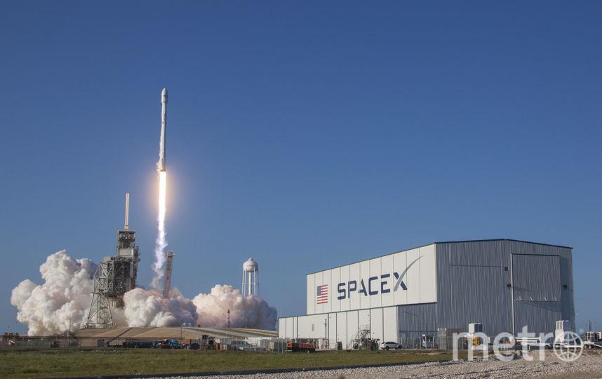 SpaceX впервые в истории запустила и посадила уже летавшую ракету. Фото flickr.com/photos/spacex.