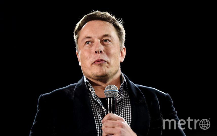 Илон Маск приглашен на Петербургский экономический форум. Фото Getty