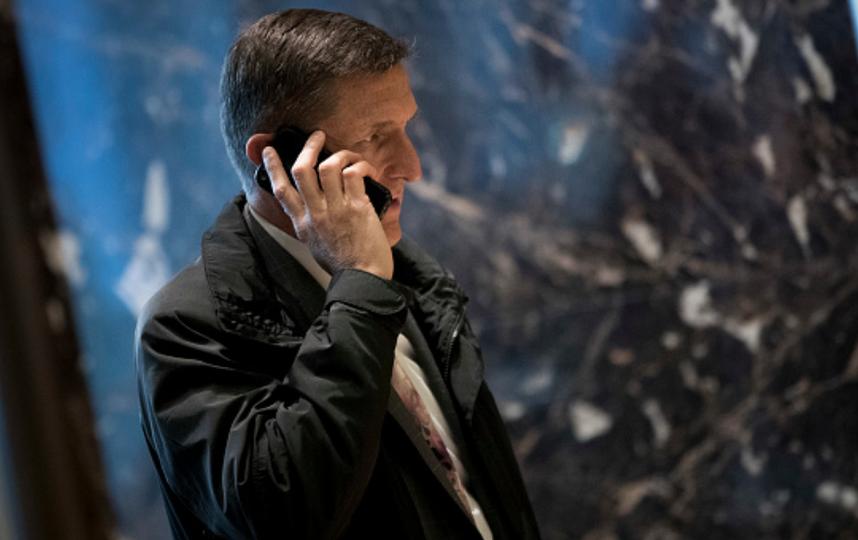Майкла Флинна уже обвиняли в связях с Россией. Фото Getty