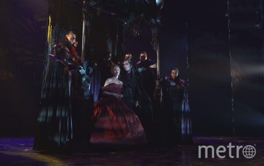 """Вампиры перепели суперхит """"Грибов"""". Фото представлено """"Стейдж Энтертейнмент""""."""