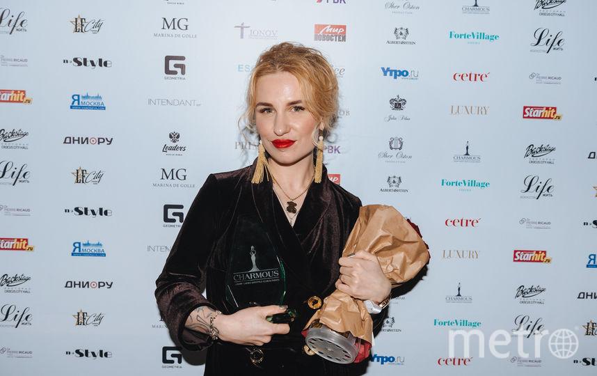 Валерия Гай-Германика. Фото Фото предоставлено пресс-атташе премии.