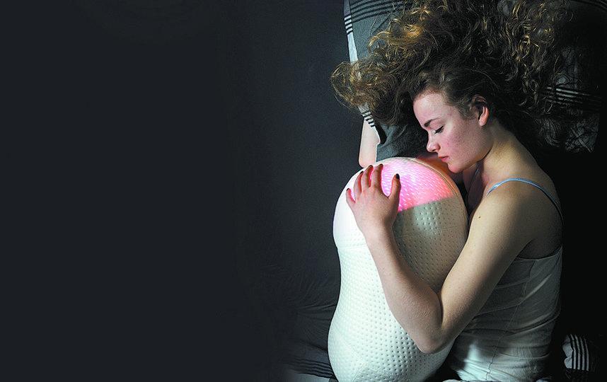 """Подушка  Somnox. Фото """"Metro"""""""