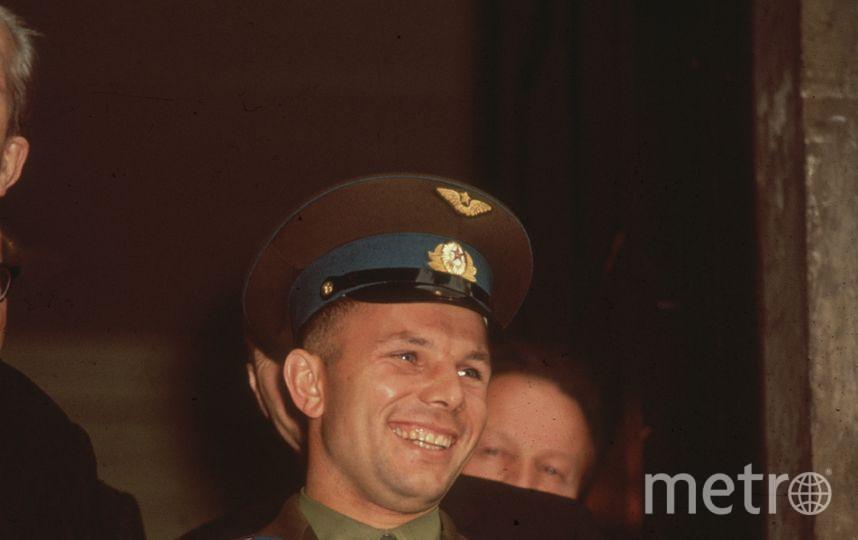 ВСША установили бюст Гагарина