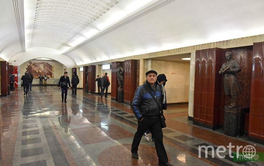 """Московский метрополитен (архивное фото). Фото Василий Кузьмиченок, """"Metro"""""""